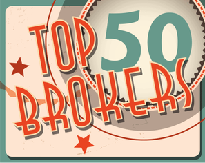 Top 50 Brokerage Firms