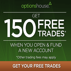 Optionshouse stock fees